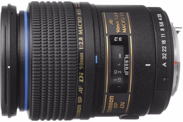Tamron SP AF 90mm f/2.8 Di Macro Lens - Pentax