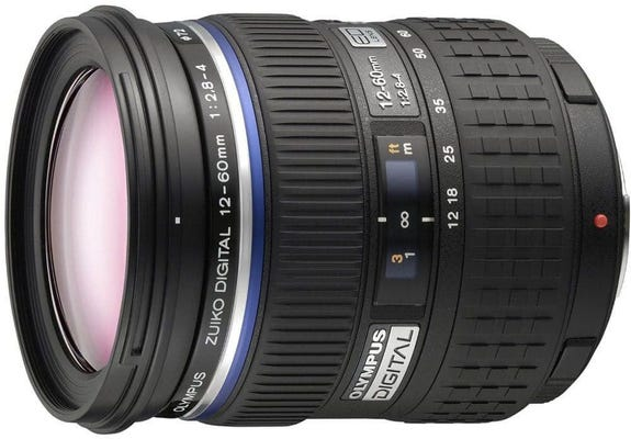 Olympus 12-60mm f/2.8-4.0 Wide Zoom 4/3rd Lens