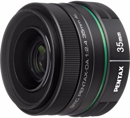 Pentax DA 35mm f/2.4 AL SMC Lens