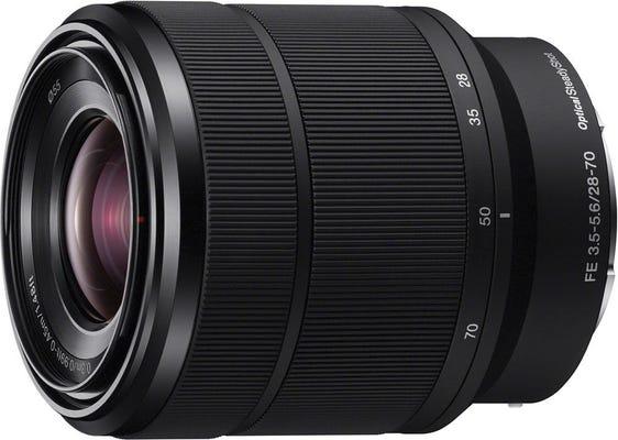 Sony 28-70mm f/3.5-5.6 E Mount Lens
