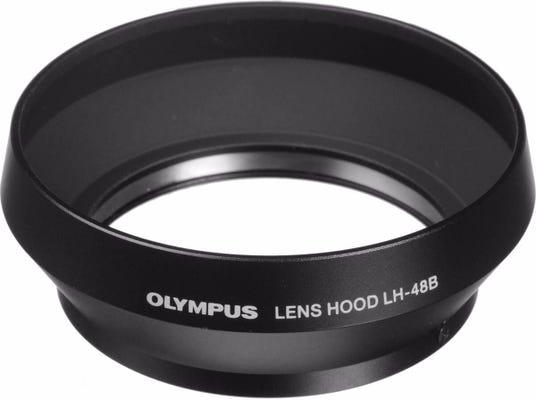Olympus LH-48B Black Lens Hood