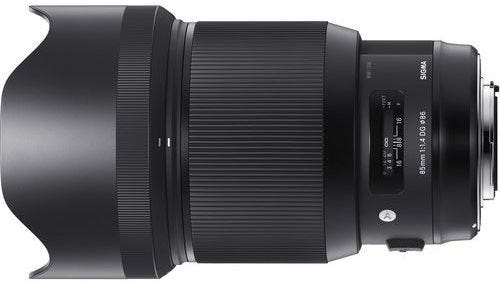 Sigma 85mm f/1.4 DG HSM Art Series Lens - Sony E-Mount