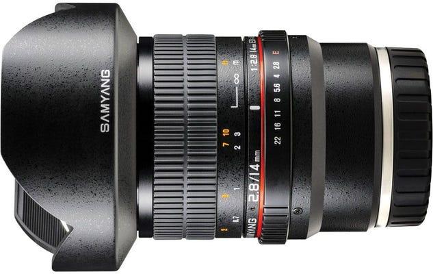 Samyang 14mm f/2.8 UMC II - Sony E Full Frame
