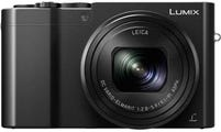 Panasonic Lumix TZ110 Black Digital Compact Camera