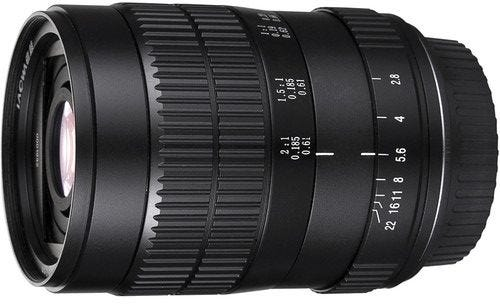 Laowa 60mm f/2.8 2:1 Ultra-Macro Lens - Nikon F