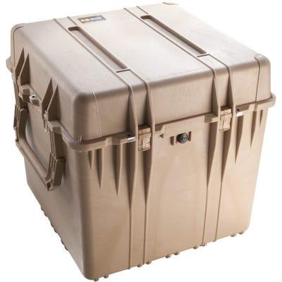 Pelican 370 Desert Tan Cube Case