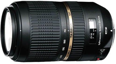 Tamron SP AF 70-300mm f/4-5.6 Di VC USD Lens - Canon