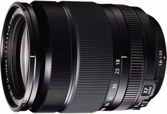 Fujifilm XF 18-135mm f/3.5-5.6 R WR Lens