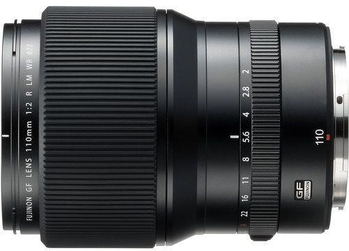 FujiFilm GF 110mm f/2 R LM WR Lens - GFX series
