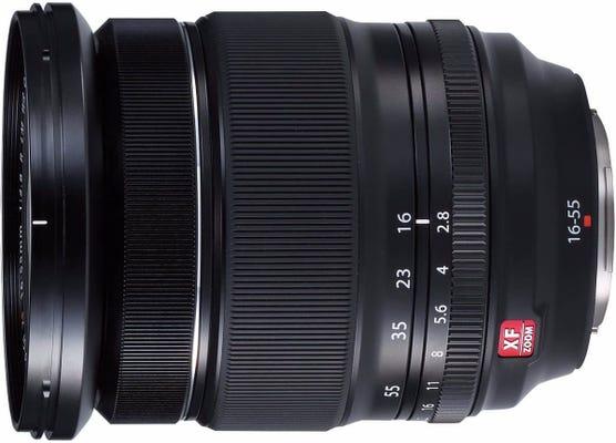 Fujifilm XF 16-55mm f/2.8 RLM WR Lens