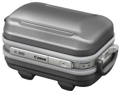 Canon 300B Lens Case