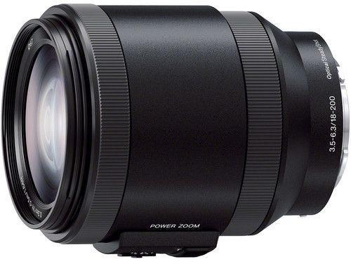 Sony E PZ 18-200mm f/3.5-6.3 OSS Telephoto Lens