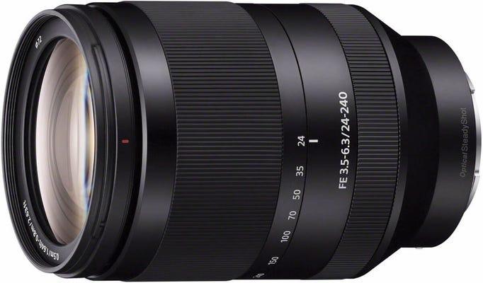 Sony 24-240mm f/3.5-6.3 Zoom Lens