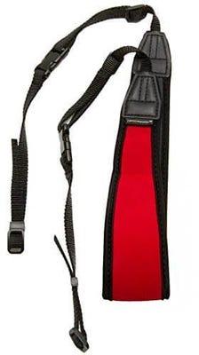 ProMaster Contour Neoprene Strap - Red