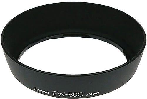 Canon EW60C Lens Hood