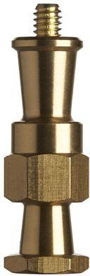 ProMaster Standard Brass Stud 1/4-20 male