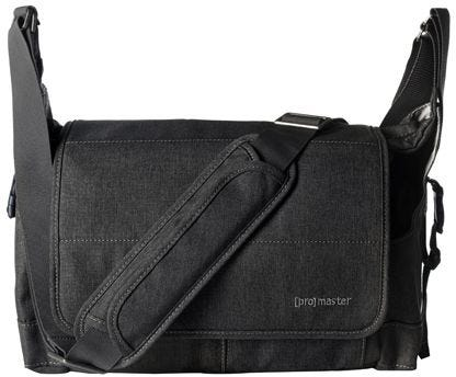 ProMaster Cityscape 130 Charcoal Grey Courier Bag