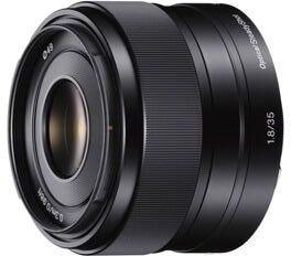 Sony NEX 35mm f/1.8 OSS Lens