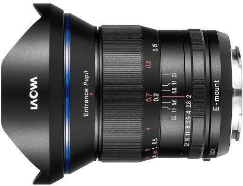 Laowa 15mm f/2 Zero-D Lens - Sony E