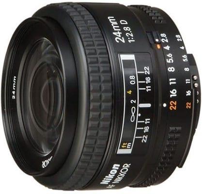 Nikon AF 24mm f/2.8D Wide Angle Lens