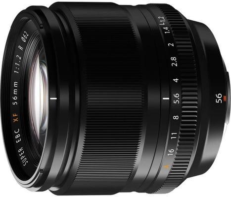 Fujifilm XF 56mm f/1.2 R X Series Lens