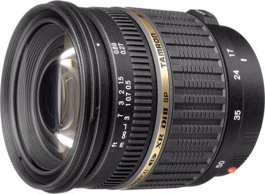 Tamron SP AF 17-50mm f/2.8 XR Di II LD Lens - Sony (A-Mount)