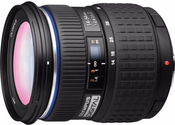 Olympus 14-54mm f/2.8-3.5 II 4/3rd Lens