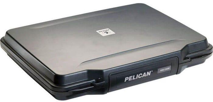 "Pelican 14"" Black Laptop Hardcase Case with Foam"