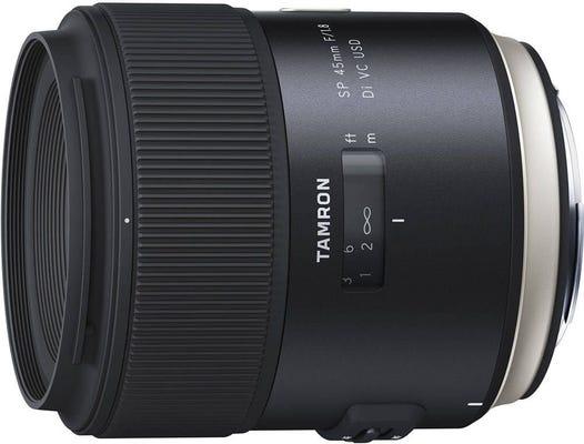 Tamron SP AF 45mm f1.8 Di VC USD Lens - Canon