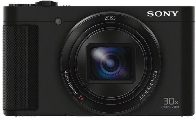 Sony Cybershot DSC-HX90V Digital Compact Camera