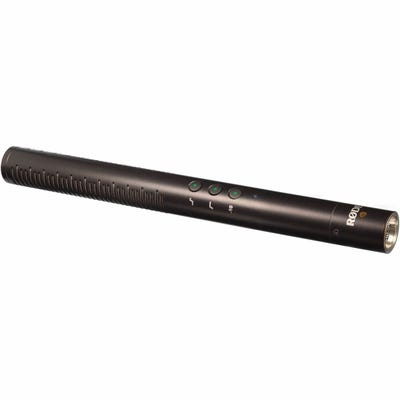 Rode NTG4 Shotgun Microphone with Digital Switches