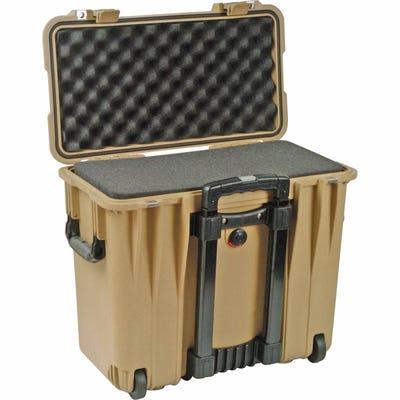Pelican 1440 Desert Tan Case with Foam