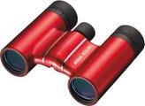 Nikon Aculon T01 10x21 Red Binoculars