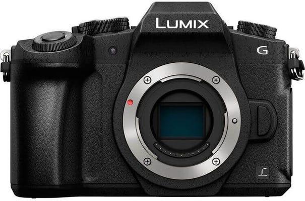 Panasonic G85 Black Body Compact System Camera