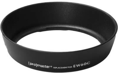 ProMaster Lens Hood - Canon EW60C