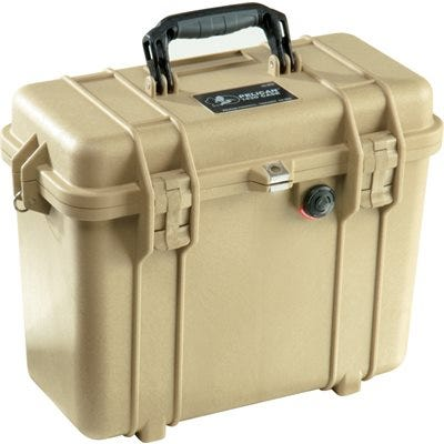 Pelican 1430 Desert Tan Case