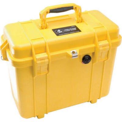 Pelican 1430 Yellow Case