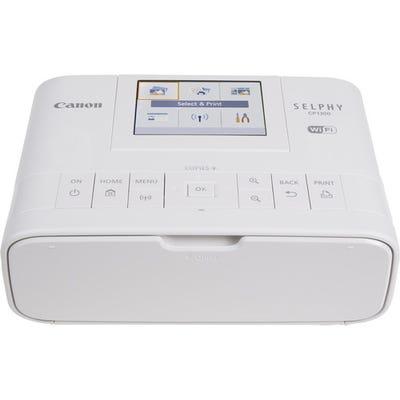 Canon Selphy CP1300 White Printer
