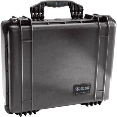 Pelican 1550 Black Case with Foam