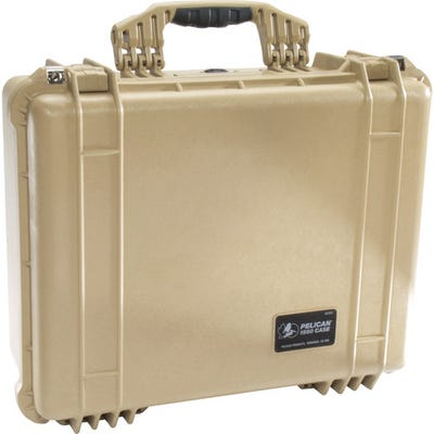 Pelican 1550 Desert Tan Case