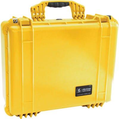 Pelican 1550 Yellow Case