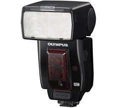 Olympus FL-50R System Flash Suits E3/E5/ E-PL1