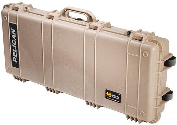 Pelican 1700 Desert Tan Case