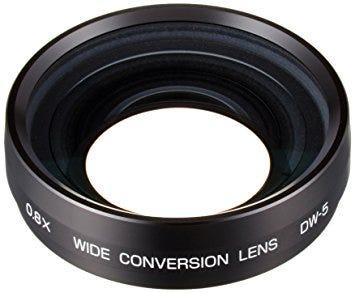 Ricoh DW-5 0.8x Wide Angle 22mm Conversion Lens