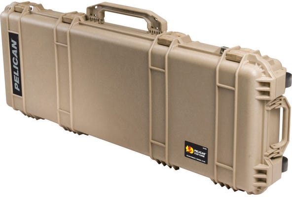 Pelican 1720 Desert Tan Transport Case