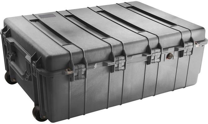 Pelican 1730 Black Weapons Transport Case with Foam
