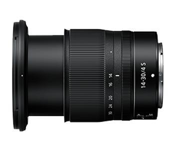 Nikon Nikkor Z 14-30mm f/4 Lens