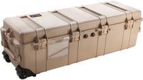 Pelican 1740 Desert Tan Weapons Transport Case with Foam