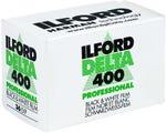 Ilford Delta 400 ISO Professional 35mm 36 Exposure - Black & White Negative Film