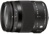 Sigma 18-200mm f/3.5-6.3 DC OS Macro Contemporary Lens - Pentax